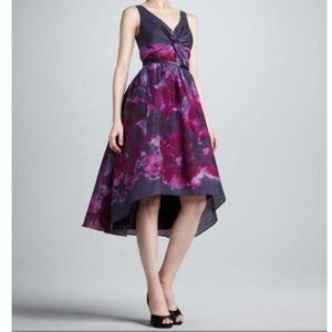 Lela Rose Purple Neiman Marcus for Target Dress